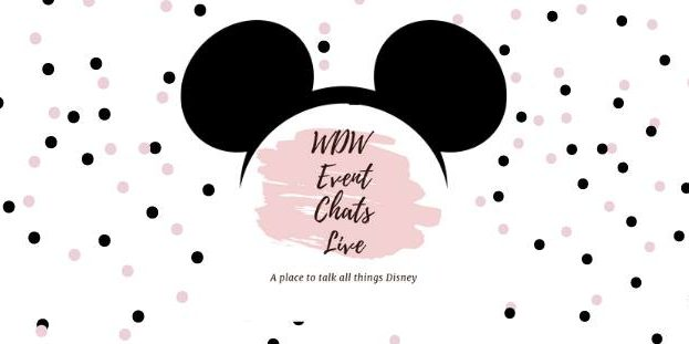 wdw event chats live banner