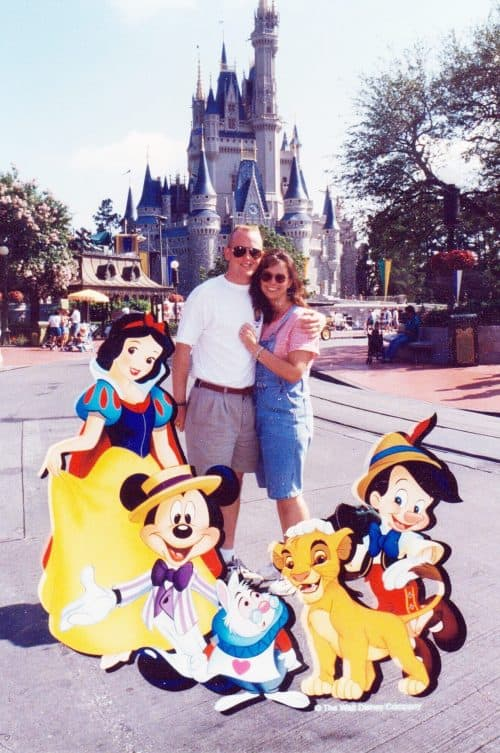 Disney World 1995