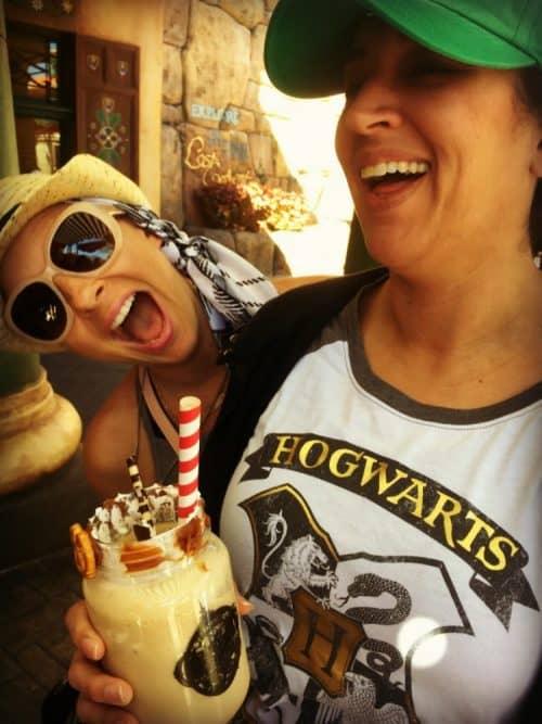 Universal Orlando milkshake from Toothsome