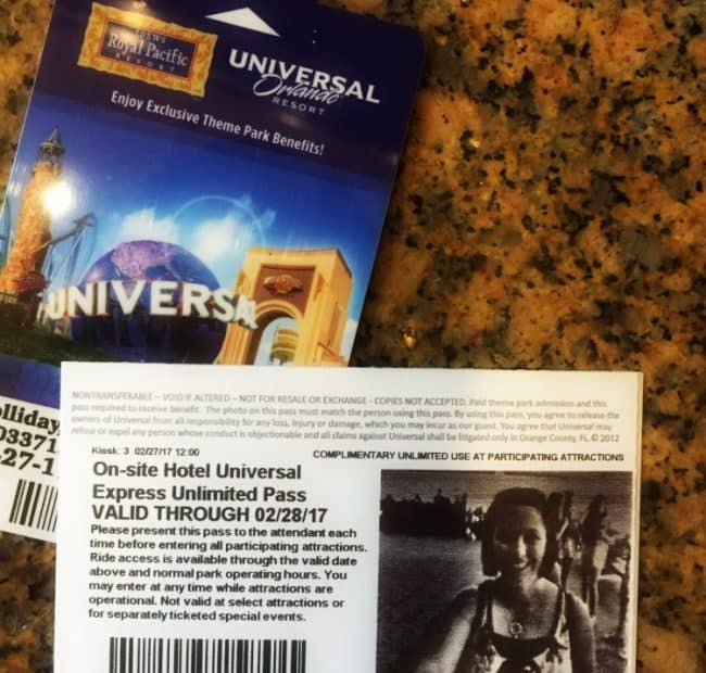 Universal express pass unlimited