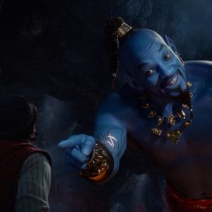 Will Smith as The Genie from Aladdin Live Action