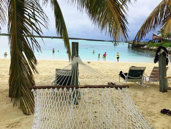 castaway cay hammock Disney's private island