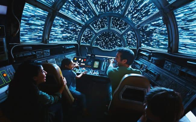 You Can't FastPass That, Flyboy! And Other Star Wars: Galaxy's Edge News