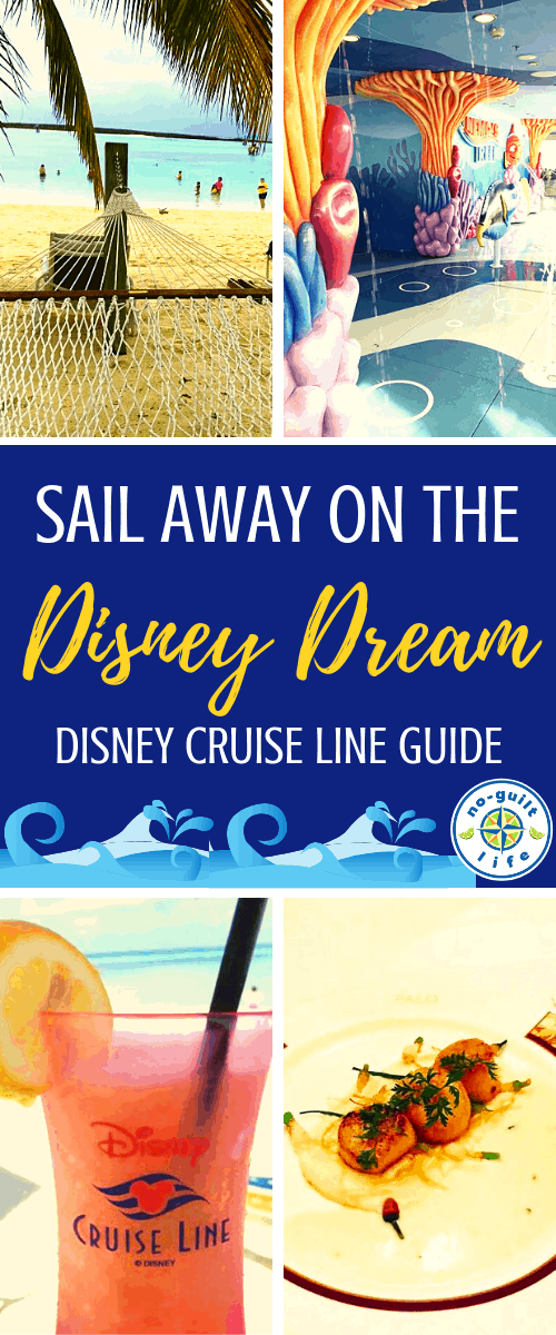 disney cruise guide dream