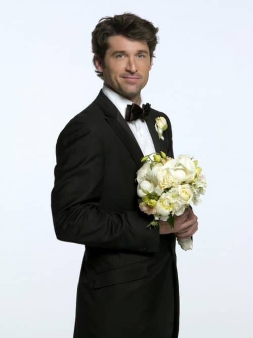Patrick Dempsey in 2008 Made of Honor
