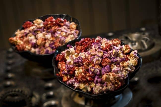 Star Wars: Galaxys Edge Kat Sakas Kettle popped grains popcorn