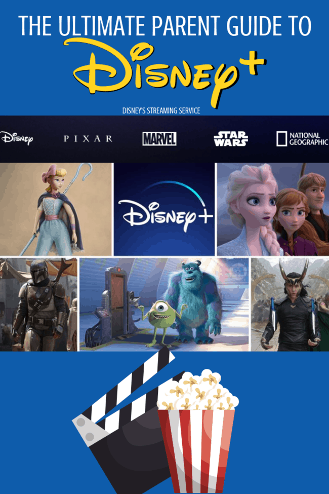 Disney's streaming service is called Disney+