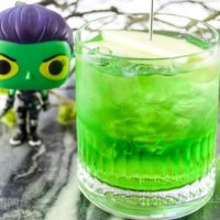 Green Apple Vodka | Gamora Cocktail