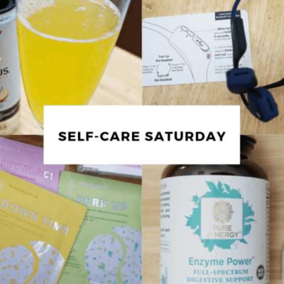 My New Thing: Self-Care Saturday
