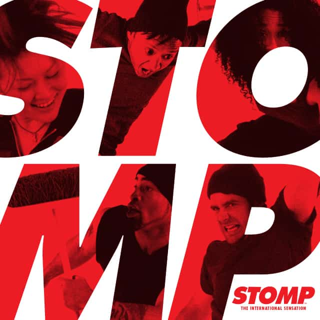 STOMP at the National Theatre in DC
