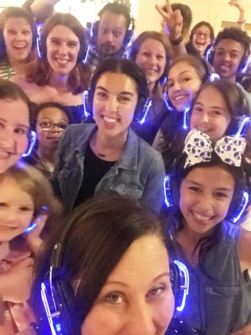 Silent Disco at the Gaylord National