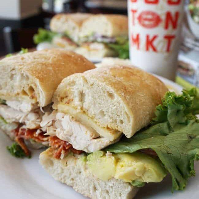boston market lunch sandwiches