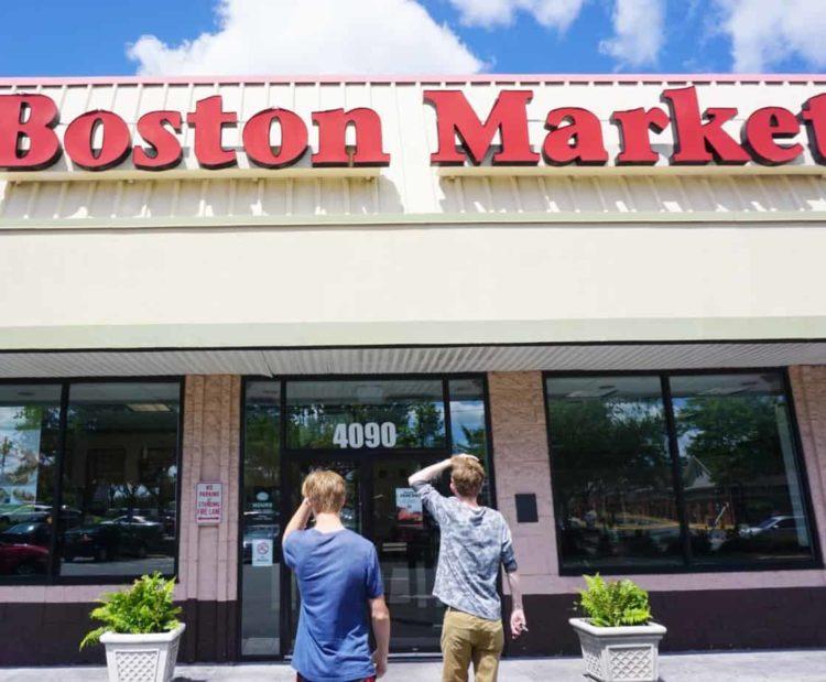 Boston Market Entry