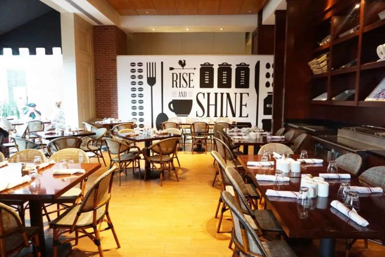 Grab Breakfast at Pienza in Gaylord National