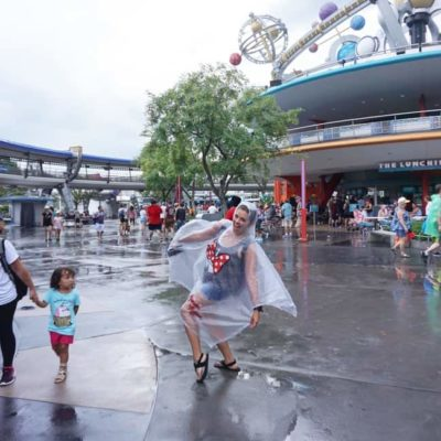 Can You Go To Disney In the Rain? Yes- and Here's Why You Should