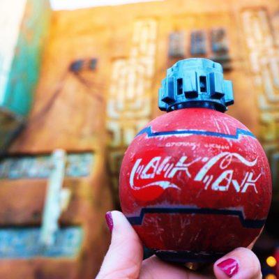 TSA & the Star Wars: Galaxy's Edge Soda Bottles