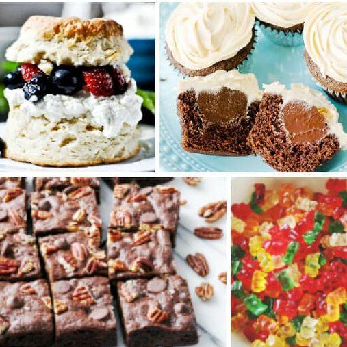20 Delicious Boozy Sweets