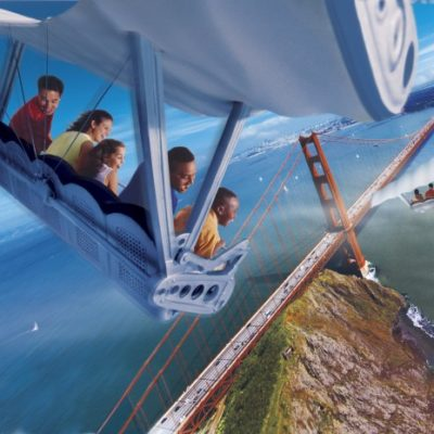 An Ode to Soarin' Over California
