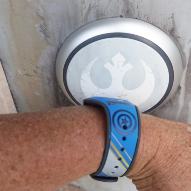 Magic Band and FastPass