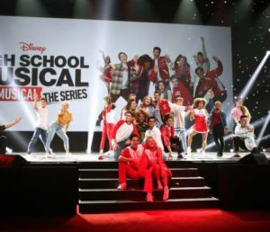 high school musical the musical the series day 1 disney plus