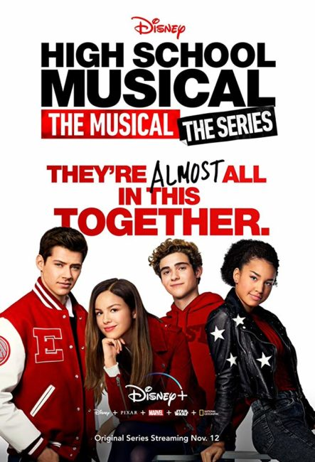 high school musical the musical poster