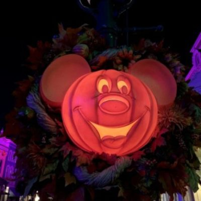 Halloween at Disney: Magic Kingdom Pumpkin Scavenger Hunt