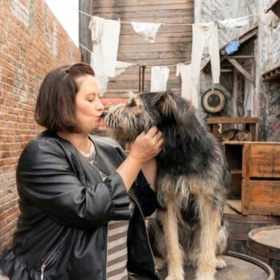 Interview With Lady and the Tramp Animal Trainer Mark Forbes