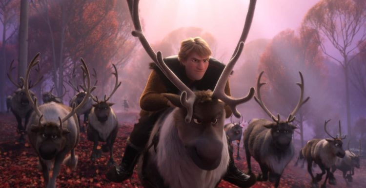 frozen 2 kristoff and sven