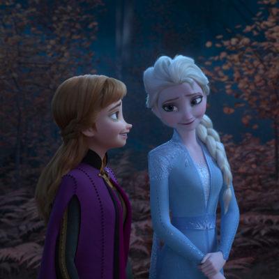 So, Does Elsa Have A Girlfriend in Frozen 2?