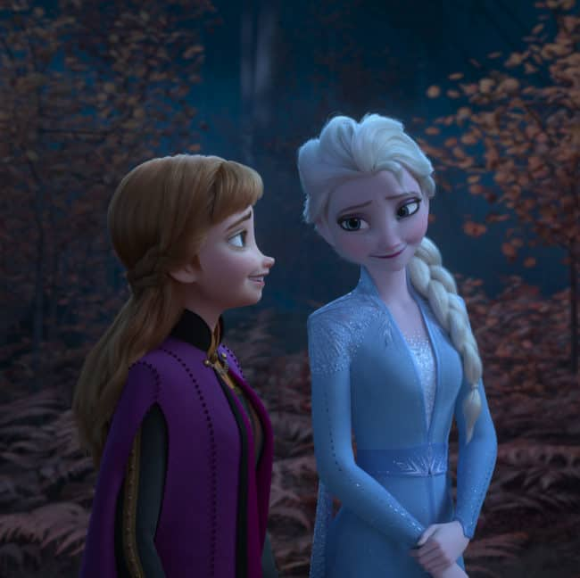 Frozen 2: Anna and Elsa