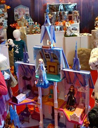 Frozen 2 Arendelle Castle Playset