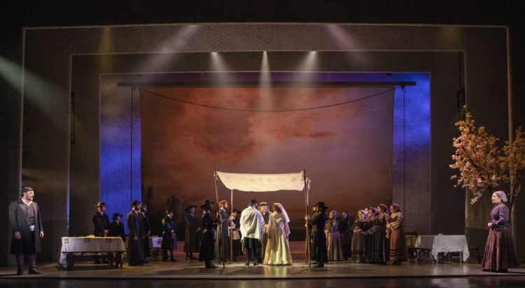 Fiddler on the Roof review National Theatre DC
