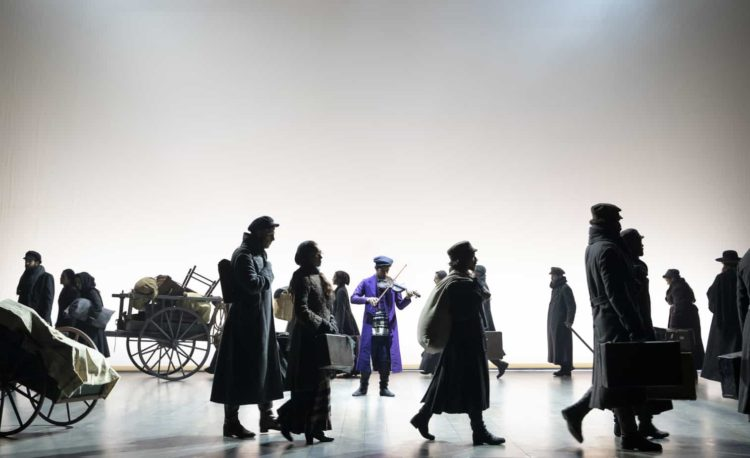 Review of Fiddler on the Roof National Theatre DC