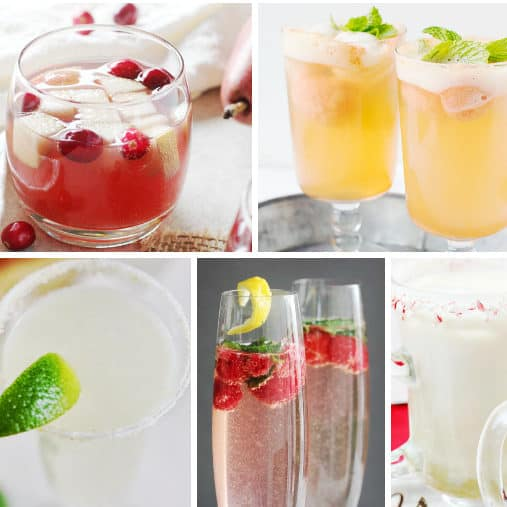 New Years Eve cocktail recipes