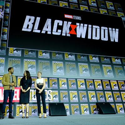 First Black Widow Trailer