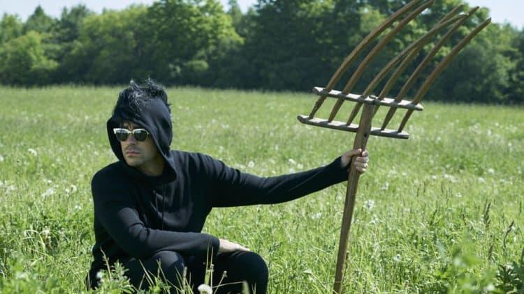 david rose from season 2; schitts creek season 6 coming to netflix