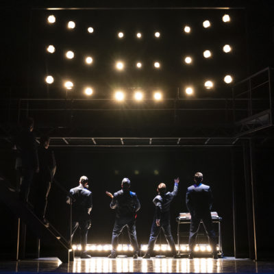 Jersey Boys At The National Theatre Parent Review