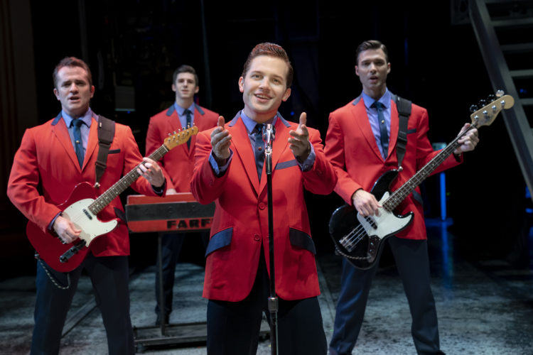 Jersey boys review for parents