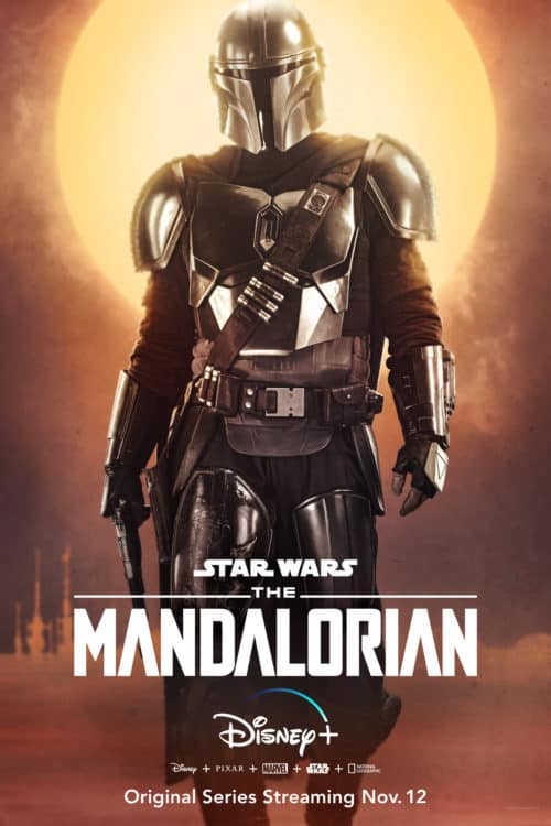 Do you need to watch star wars before the mandalorian?
