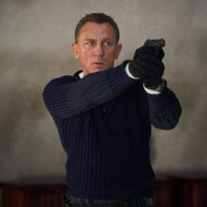 Daniel Craig is James Bond Quotes from NO TIME TO DIE trailer