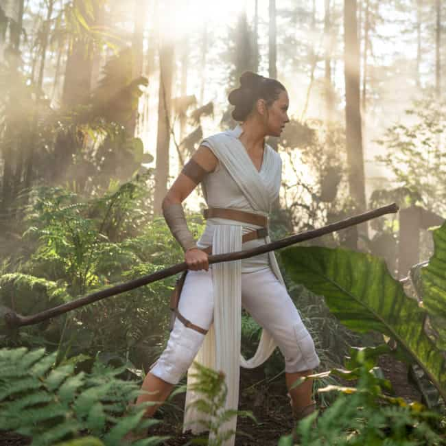 Rey in Rise of Skywalker. Movie quotes list