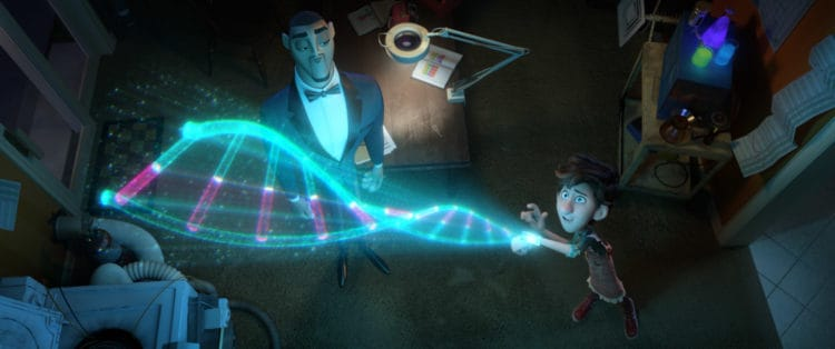Is Spies in Disguise safe for kids? Parent Movie Review