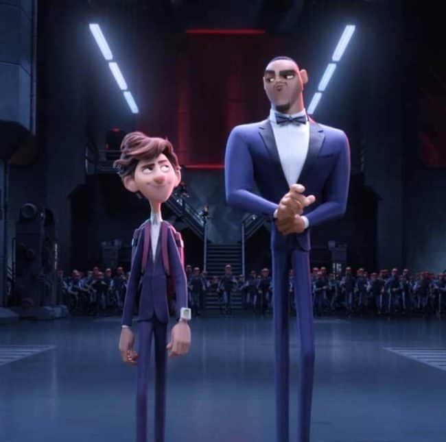 Spies in disguise parent movie review: is spies in disguise safe for kids?