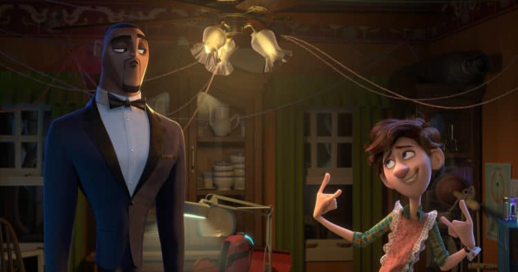 Spies in disguise kid friendly parent movie review