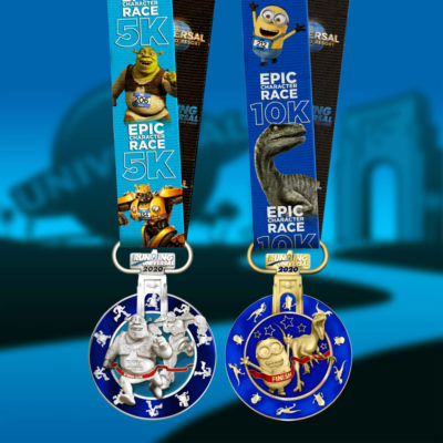 Running Universal Discount Code & Medal Reveal