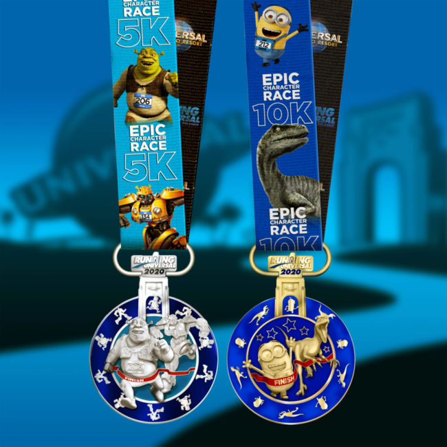 5K-10K-Medals-Revealed-for-Running-Universals-Epic-Character Running-Universal Orlando