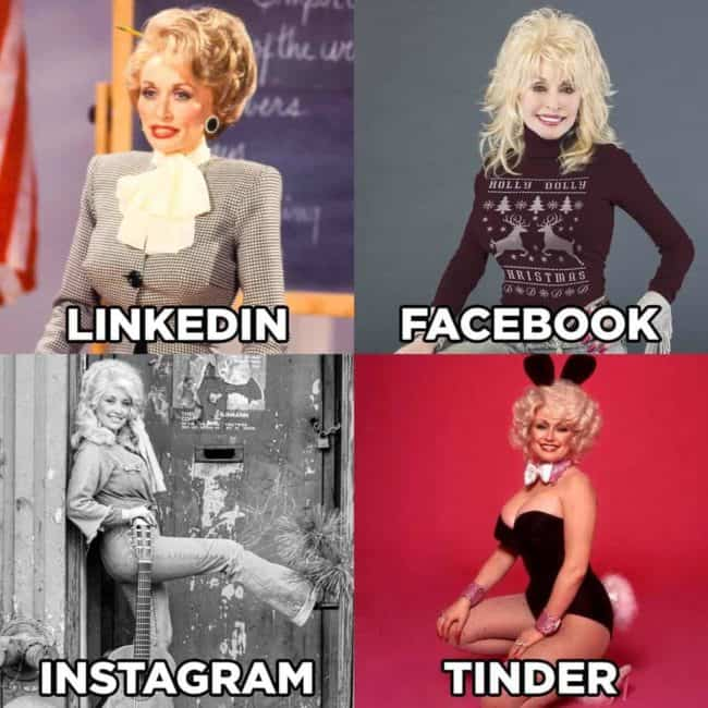 Dolly Parton Challenge meme original Dolly images