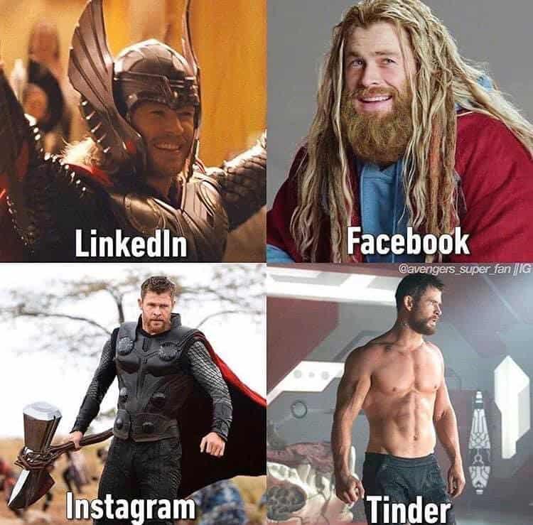 Thor marvel avengers dolly parton challenge meme