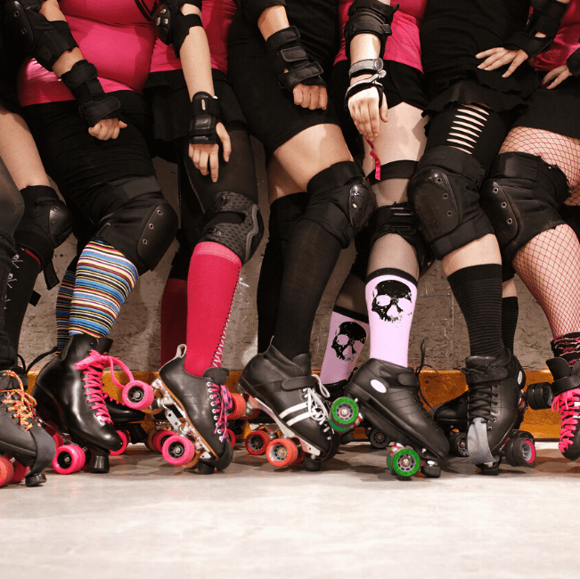 roller derby Birds of prey spoilers without context
