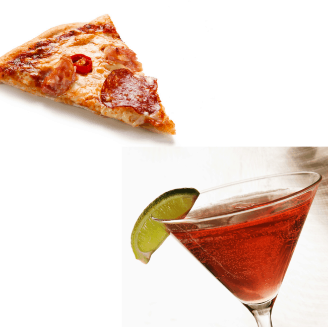 Birds of prey spoilers without context cosmos and pizza